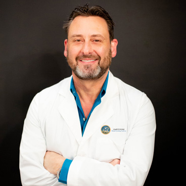 Dr. James Walmsley at competitive edge dental academy